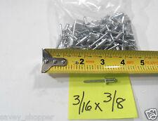 Pop Rivet 100 Pc 316 X 38 Aluminum Head Steel Mandrel Pop Rivet