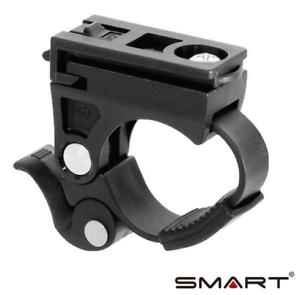 SMART Fahrrad Lampen Halter für Lenker 22,2-31,8 mm Schnellspanner Ersatz
