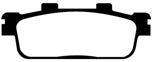 2003 to 2015 SFA427 EBC Organic REAR Disc Brake Pads SYM H // HD 200 1 Set
