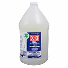 X-O Plus Odor Neutralizer / Cleaner Organic Deodorizer Spray Concentrate 1gal XO