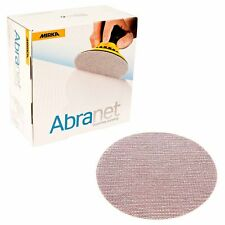 """Mirka AC-232-800 Qty 50 per pk//bx Abranet Ace 5/"""" Mesh Grip Disc 800 Grit"""