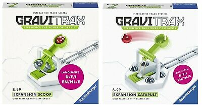 Cerca Voli Ravensburger Gravitrax Expansion Scoop + Catapult - Gravitrax Expansion Pack Ultimo Stile