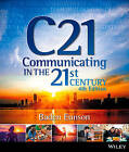 Communicating in the 21st Century by Baden Eunson (Paperback, 2015)