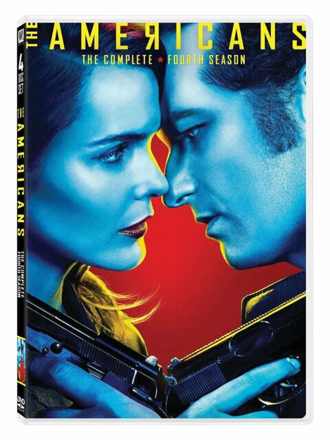 PRECOMMANDE: LES AMÉRICAINS - COMPLET SEASON 4 - DVD - REGION 1 (07/03/17)