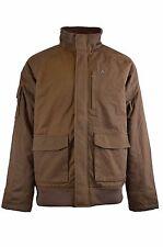 Nuevo señores Matix invierno chaqueta Parka Warsaw Jacket talla XL marrón