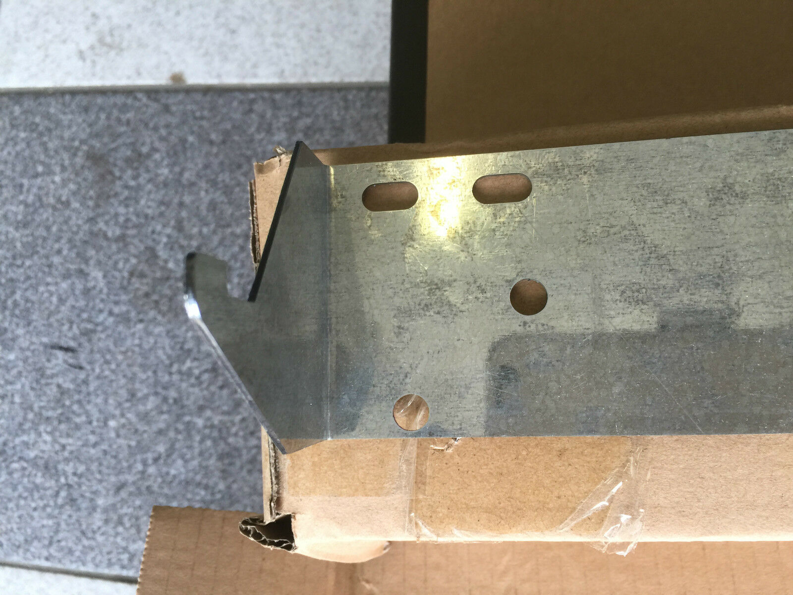 EXPRESS Westinghouse Sensor Dryer Wall Bracket Kit LD500 LD500B LD500B*00