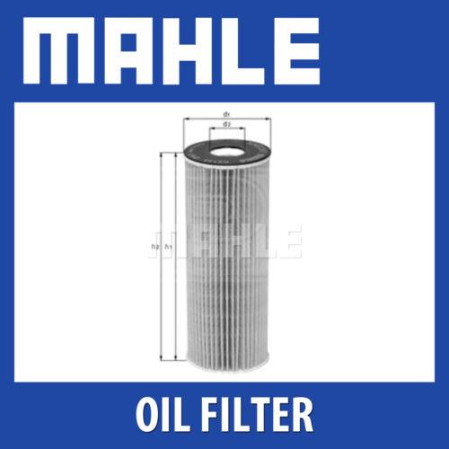Mercedes Benz Mahle Filtre à huile OX133D