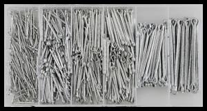 Sonic 555 Splinte Stifte Steckbolzen Sicherungsstifte gerade verschiedene Größen