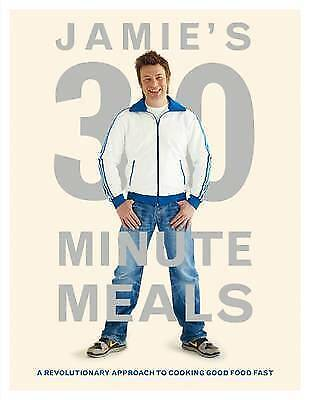 1 of 1 - Jamie's 30-Minute Meals by Jamie Oliver Book   NEW Free Post AU