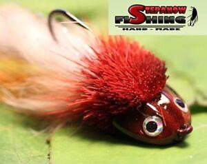 Stepanow-Fishing-BULLHEAD-9g-Jig-Head-Lure-Predator-Tackle-Lures-Baits-Pike-Bass