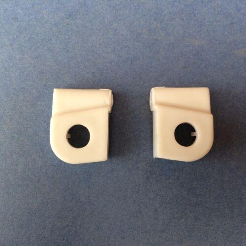 Electra sèche-linge charnière de porte pivots-plastique siège roulements-top /& bottom