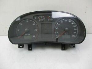 Compteur de Vitesse Tableau Bord Intégré Km/H VW Polo (9N_) 1.4 Tdi 6Q0920804J