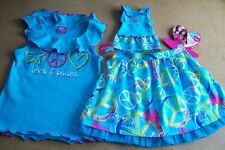 NEW WHAT A DOLL 2PC SKORT/SKIRT OUTFIT & MATCHING  FOR AMERICAN GIRL DOLL 10-12