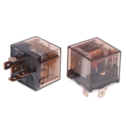 5Pin SPDT-Kfz-Steuergerät r DDE 24V 100A 4 Wasserdichtes Kfz-Relais 12