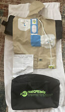 Preowned Zoll Real Cpr Help Travel Trainer For Zoll Aed Plus Amp Pro