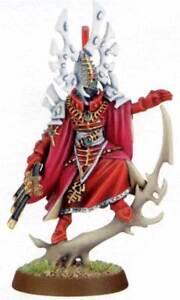 Eldar craftworlds bonesinger-Warhammer 40-000- metal BOXED-RARE modèle-afficher le titre d`origine ldKXFn4t-08140256-957240963