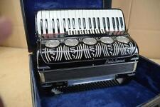 Paolo Soprani Italia Accordion with Case Made in Italy
