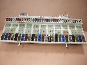 porsche 928 fuse box board 928 610 105 05 ebay on porsche 928 fuse box for image is loading porsche 928 fuse box board 928 610 105 at Porsche 911 R