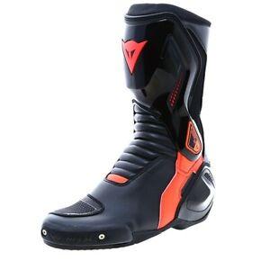 Stivali da moto Dainese Nexus boots uomo Nero giallo fluo   eBay