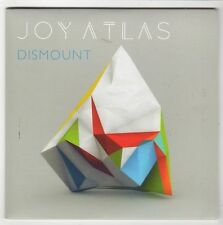 (GL182) Joy Atlas, Dismount - 2015 DJ CD