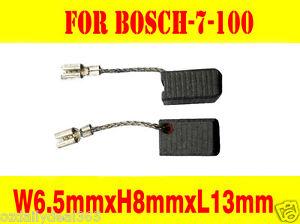 Carbon Brushes For Bosch GWS 7-100 ET GWS 7-125 ET GWS 7-115 ET GWS 7-100 AU