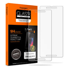 Spigen Tempered Glass Pixel 2 Screen Protector Case Friendly 9h Hardness