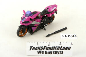 Arcee 100% Complete Deluxe Movie Transformers