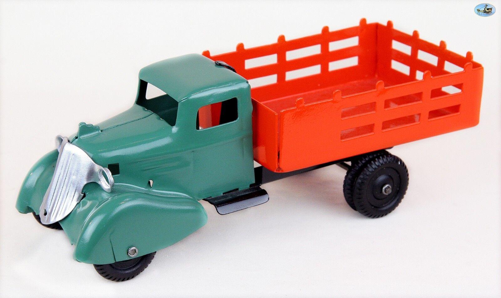 mejor precio Impresionante 1s Vintage Restaurado Pick Up Camión Camión Camión de acero prensado  ordene ahora los precios más bajos