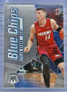 2019-20-Panini-Prizm-Mosaic-Tyler-Herro-Rookie-Card-RC-Blue-Chips-Miami-Heat