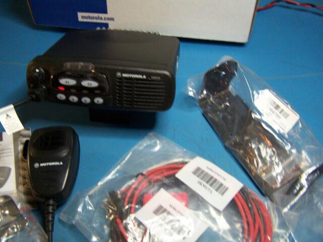 Motorola CDM750 VHF 136-174 CDM 750 NEW 2012 Tested