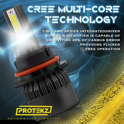 PSX24 5202 LED Headlight Kit Plug/&Play 6K for 2011-2013 Dodge DURANGO Fog Light
