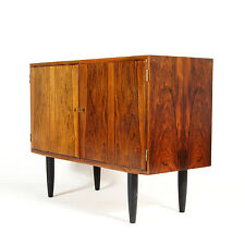 VINTAGE Retrò Danese design moderno Armadietto Credenza in palissandro hundevad 1960s 70s