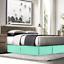 Premium-Luxury-Dust-Ruffle-Brushed-Microfiber-Pleated-Tailored-Bed-Skirt-14-Drop thumbnail 106