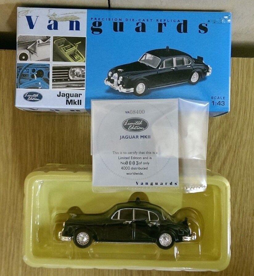 Corgi VA08400 Jaguar MKII Somerset policía Ltd Ltd Ltd Edition no 0003 de 4000 a7fb14