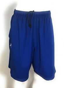 Russell-Men-039-s-660PMMK-Dri-Power-Coaches-Short-Color-Royal-Blue-XL-3XL-4XL-NWT