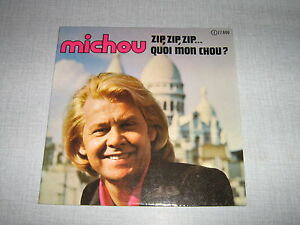 MICHOU-45-TOURS-FRANCE-ZIP-ZIP-ZIP-DEDICACE