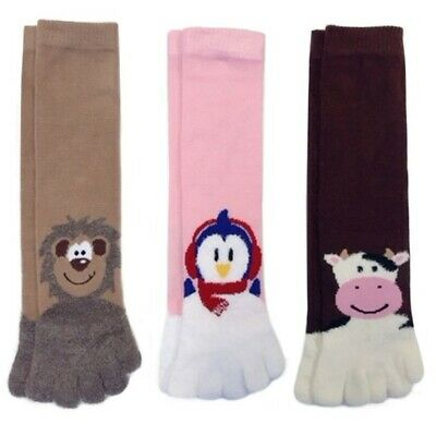 Cat Penguin 3 Pack Dog Sockimals Ladies Animal Face Socks with Gift Boxes