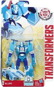 BLURR-Transformers-Robots-In-Disguise-Combiner-Force-Warrior-Hasbro-2017-New