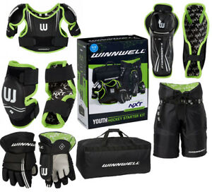 003d4868daf Image is loading WinnWell-NXT-Hockey-Starter-Kit-Youth