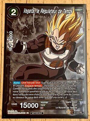 Sous-fifre de Vegeta P-131 PR VF Promo Carte Dragon Ball Super Card Game  Nappa