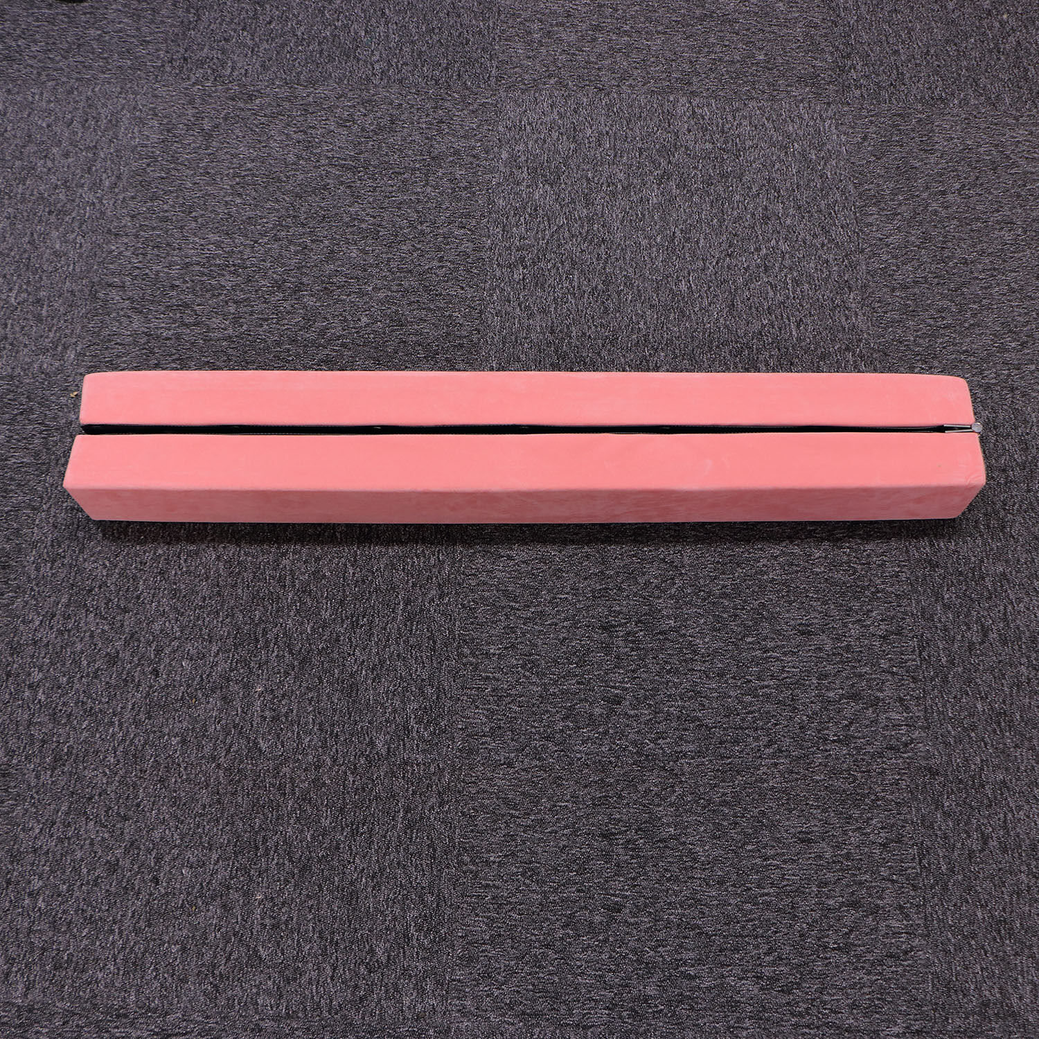 Pink 7FT Sectional Balance Beam Athletics Gymnastics Fitness Skill Performance