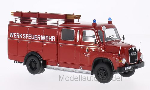 MAN 415 TLF, Feuerwehr Berlin, Werksfeuerwehr  - 1 43 Neo 46248    NEW    Fierce Kaufen