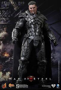 Hottoys du film Man Of Steel Figure générale du Zod 12 pouces