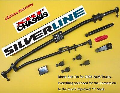 XRF RAM 2500 3500 T Style Conversion Kit Tie Rod STEERING LIFETIME WARRANTY