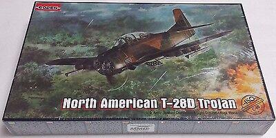 Roden North American T-28D Trojan 1:48 Plastic Model No.450 (M-54)