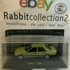 DIE-CAST-034-300-E-1984-034-MERCEDES-COLLECTION-1-43-49