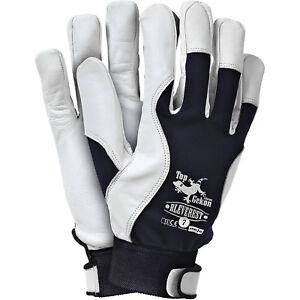 Montagehandschuhe-Lederhandschuhe-Arbeitshandschuhe-EVER-Leder-Gr-7-10-NEU-TOP