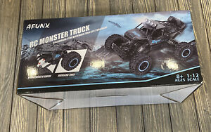 AFUNX-Rock-Crawler-4x4-2-4GHz-RC-Monster-Truck-1-12-Scale