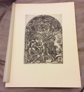 Vintage-Book-Plate-Angel-Shows-St-John-the-New-Jerusalem-Duvet-1925
