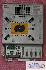 Sinumerik 840D MMC 103 / 133MHZ Typ 6FC5210-0DA20-1AA1 Version D mit HD